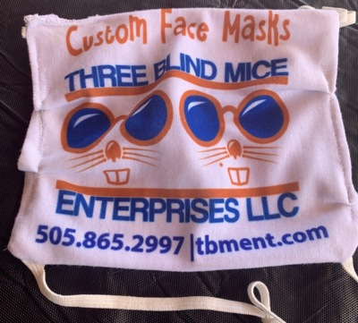 Custom Face Coverings